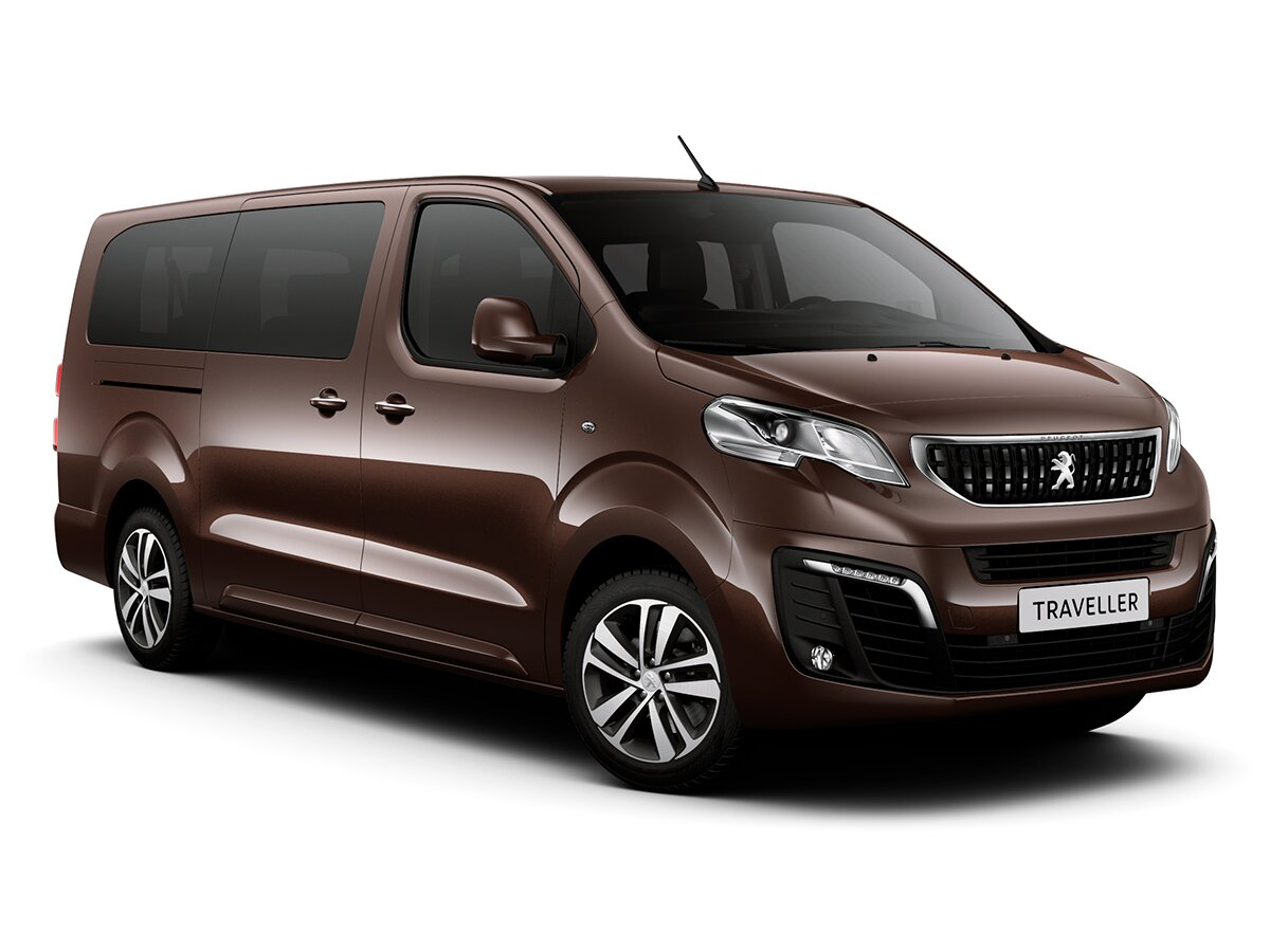 Peugeot Traveller Active (2.0 AT)