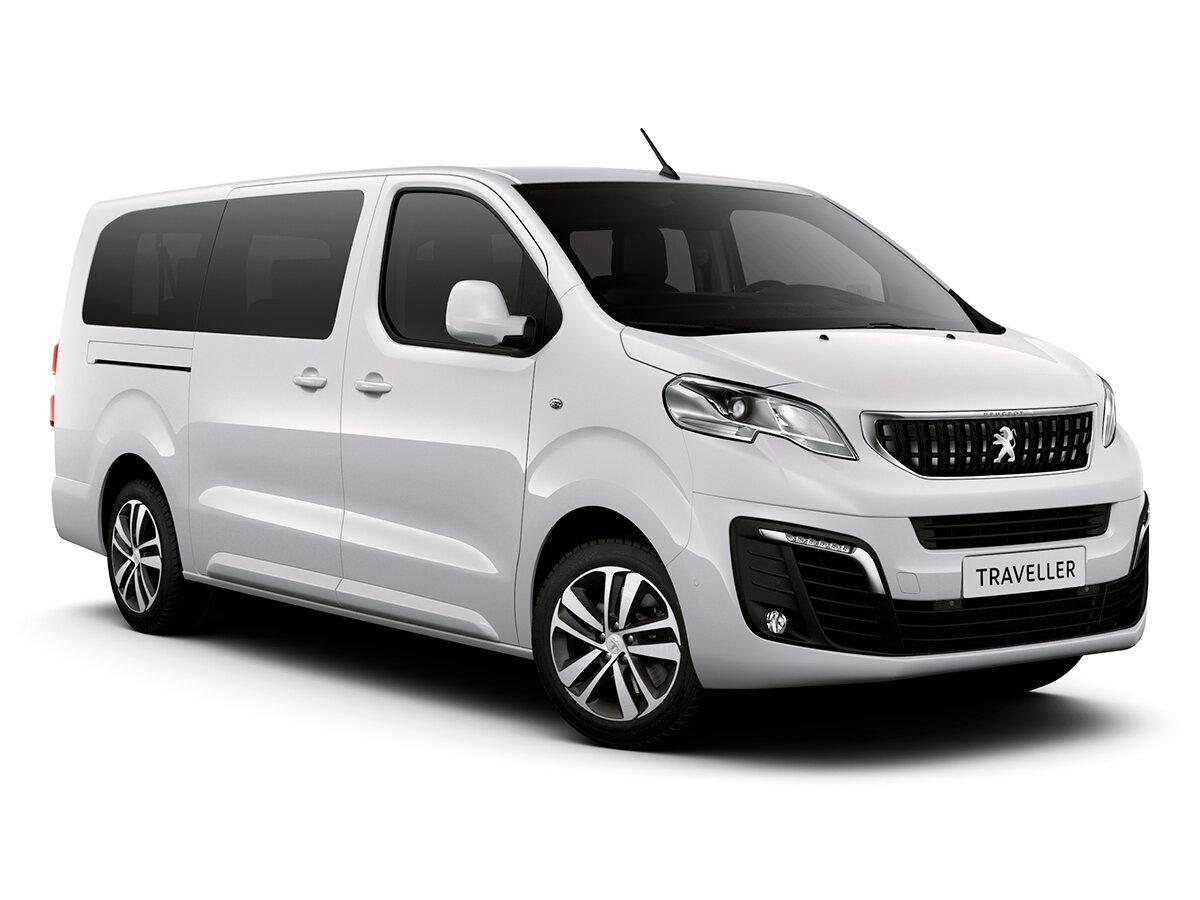 Peugeot Traveller Business VIP (2.0 AT)